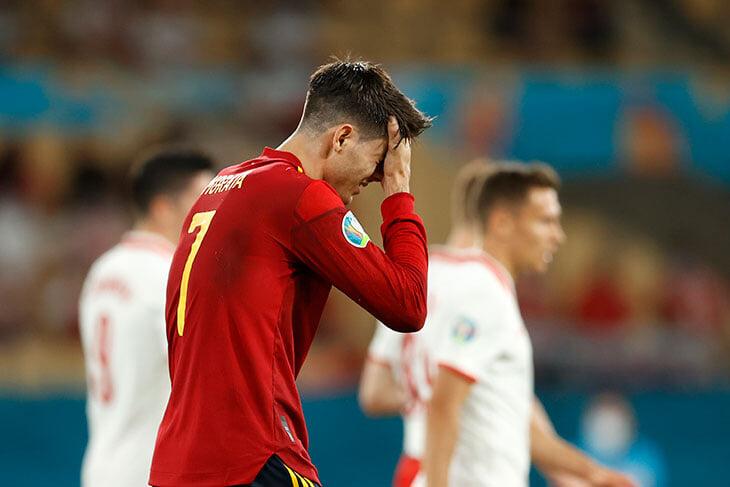 Морату травит вся Испания из-за плохой реализации. Но его нельзя убирать – он главный в прессинге и здорово помогает партнерам