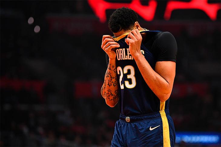 Энтони Дэвис переходит в «Лейкерс». Все, что нужно знать о самом громком обмене в НБА
