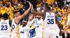GAME RECAP: Warriors 113, Cavaliers 91