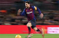Месси забил 400 мячей в Ла Лиге. Всего за 435 матчей