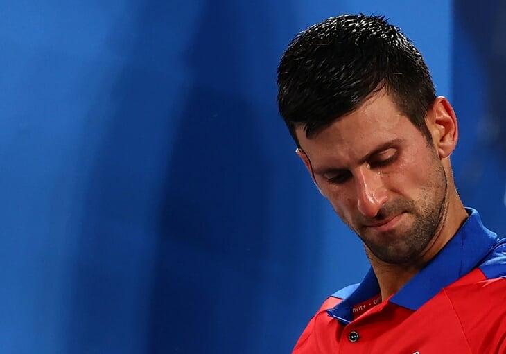 Ого, Джокович проиграл на Олимпиаде, хотя уже казался непобедимым. Но Игры для него заколдованы