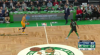 Kyrie Irving, Donovan Mitchell Highlights from Boston Celtics vs. Utah Jazz