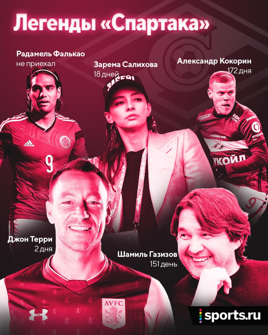 18 дней – столько Зарема Салихова пробыла в совете директоров «Спартака». Выходит, не одобрив Виторию