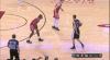 Michael Carter-Williams sinks it from downtown