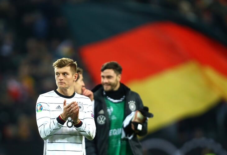 Кроос выиграл 25 титулов, но в Германии его игру критикуют Маттеус и Хенесс. Недавно Тони попрощался со сборной (в 31!)