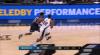 Jakob Poeltl Blocks in San Antonio Spurs vs. Minnesota Timberwolves