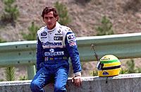 Айртон Сенна, Формула-1