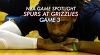 NBA Game Spotlight: Spurs-Grizzlies Game 3