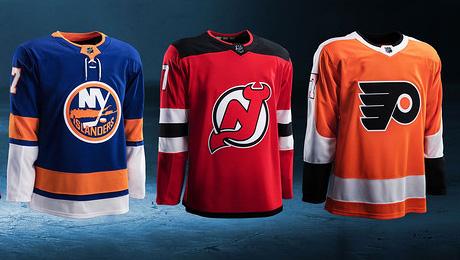 В чем будут играть клубы НХЛ в новом сезоне