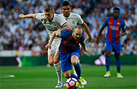 «Барселона» обыграла «Реал»