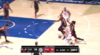 Furkan Korkmaz 3-pointers in Philadelphia 76ers vs. Chicago Bulls
