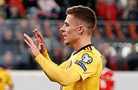 Торган Азар забил России и вообще неплох в этом сезоне – 6 ассистов в Бундеслиге