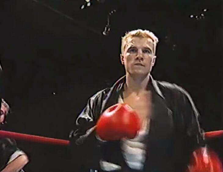 История первых советских боксеров за границей
