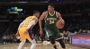 GAME RECAP: Bucks 107, Lakers 103