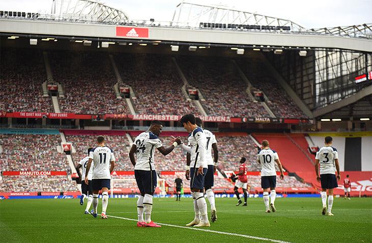 Лучший матч «Тоттенхэма» при Жозе: даже до удаления доминировали на «Олд Траффорд»