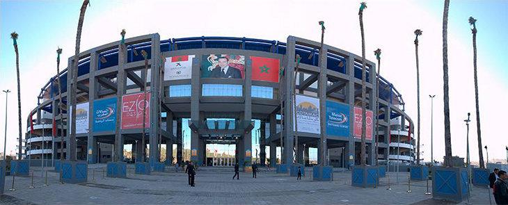 Стадион в Танжере