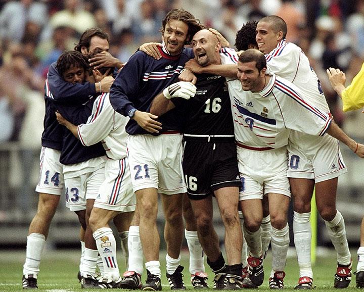Великие футболисты на английском языке