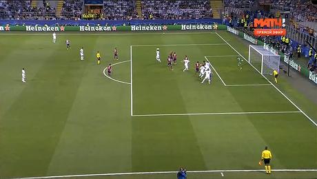 Серхио Рамос, Атлетико, Реал Мадрид, Марк Клаттенбург, Лига чемпионов