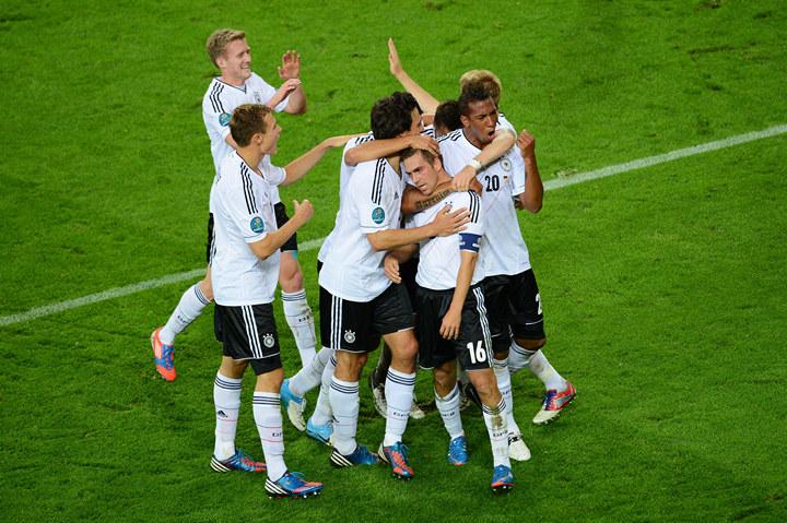 Питание немецких футболисток