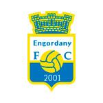 UE Engordany - logo