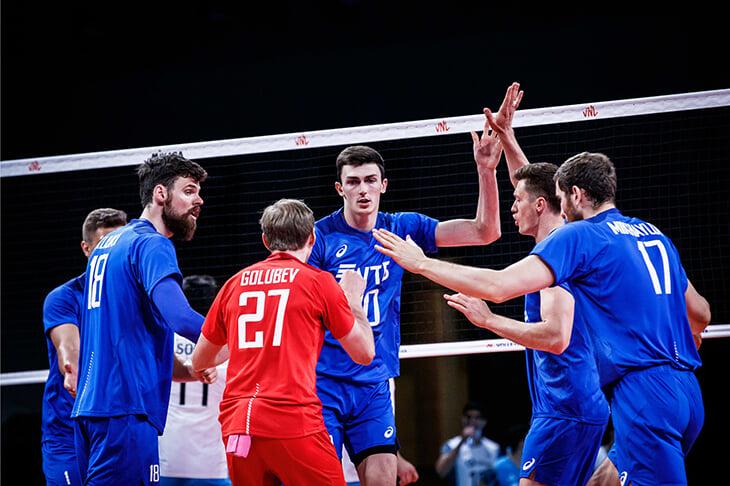 Наши волейболисты расстроили в Лиге наций: впервые не вышли в финал (не помог даже разгром Бразилии) и потеряли Мусэрского