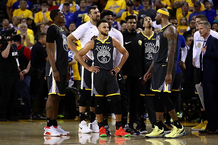 НБА, Голден Стэйт
