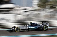 Гран-при Абу-Даби, Формула-1