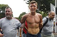 сборная Украины, сборная Польши, происшествия, болельщики, Евро-2016, фото