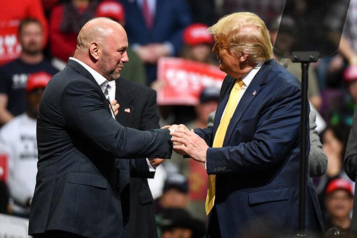 Дэйна Уайт – злодей, который перехитрил весь спорт. История успеха UFC