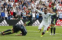 Англия дожимает Уэльс