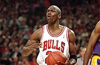 Майкл Джордан, НБА, видео