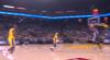 Kevin Durant, Klay Thompson Highlights vs. Los Angeles Lakers