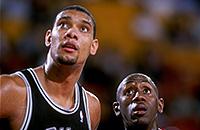 Сан-Антонио, Тим Данкан, НБА