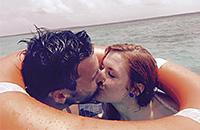 «Мы всегда вместе». Медовый месяц лучшей биатлонистки мира