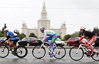 Пять колец Москвы, фото, велошоссе