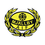 Mjallby AIF - logo