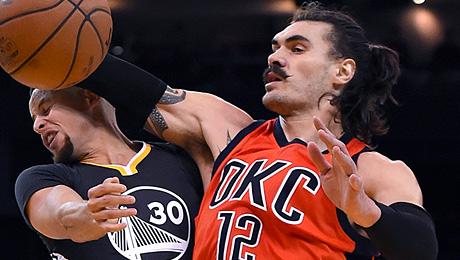 Носи усы. Неделя НБА