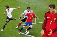 За кого вам теперь болеть на Евро? Тест Sports.ru