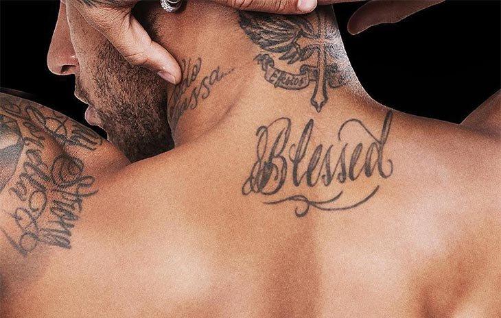 Татуировки неймара и их значение