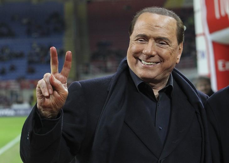 сборная Италии, телевидение, Сильвио Берлускони, ЧМ-2018