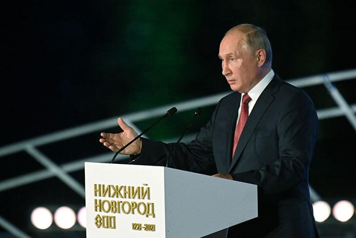 Магия поручений Путина: «Нижнему Новгороду» найдут спонсора среди госкорпораций