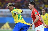 Бразилия вернулась на ЧМ после 1:7. Ей уже лучше