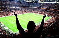 Трабзонспор, Тюрк Телеком Стэдиум, Галатасарай, болельщики, высшая лига Турция
