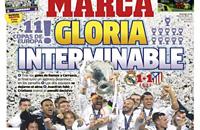 Криштиану Роналду, Реал Мадрид, Атлетико, Лига чемпионов, обзор прессы