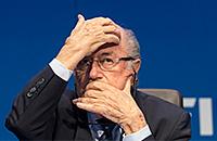 ФИФА, Йозеф Блаттер