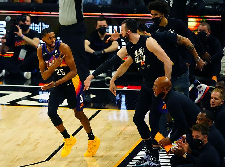 Этот финал НБА удивителен: за титул бьются не самые сильные, а самые здоровые команды. Наслаждайтесь непредсказуемостью
