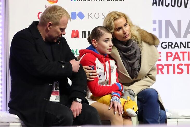 Возвращение Косторной к Тутберидзе – проблема для всех: команде Этери грозит смута, а Плющенко уже получил имиджевый удар