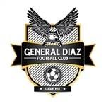 Хенераль Диас - logo