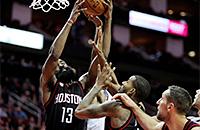 Хьюстон, НБА, Джеймс Харден, видео