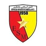 ES Métlaoui - logo